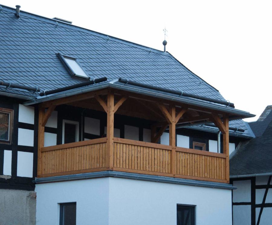 Fabulous Balkone - Zimmerei Walther Pensold - Zimmerei & Palettenbau JY25
